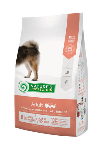 Adult All Breeds food for dogs