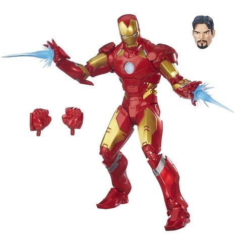 Фигурка Железный Человек (Iron Man) - Marvel Legends, Hasbro