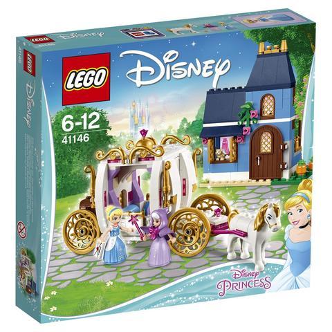 LEGO Disney Princess: Сказочный вечер Золушки 41146 — Cinderella's Enchanted Evening — Лего Принцессы Диснея