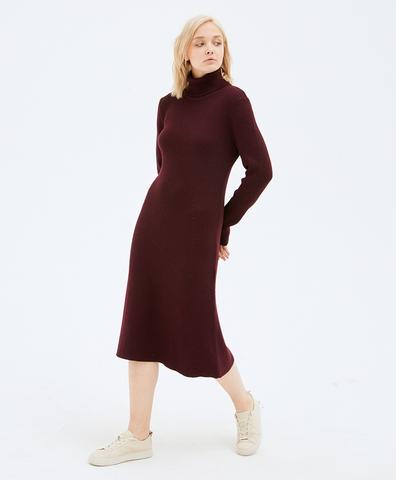 Платье Сиена бордо