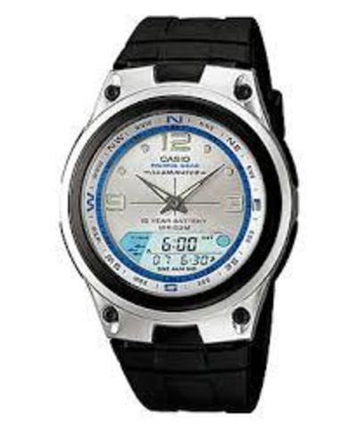 Купить Мужские электронные часы Casio AW-82-7A по доступной цене