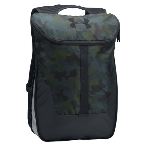 Under Armour Rucksack Expandable Sackpack blau camo
