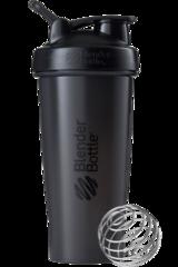 BlenderBottle Classic Шейкер классический с венчиком-пружинкой черный  828 мл