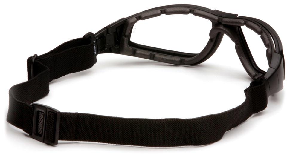 Очки баллистические тактические Pyramex XSG-KIT GB4010KIT Anti-fog 3 сменные линзы