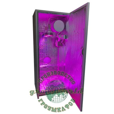 В100хД40хШ40 ГроуБокс 72W LED SILENT