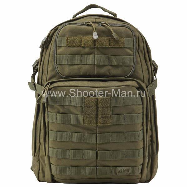 Тактический рюкзак 5.11 RUSH 24 BACKPACK, цвет TAC OD фото