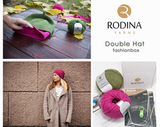 DOUBLE HAT Fashionbox by Rodina Yarns