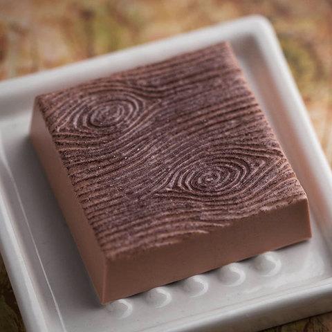Пластиковая форма для мыла Деревянная поверхность