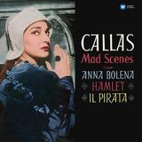 Maria Callas / Mad Scenes (LP)