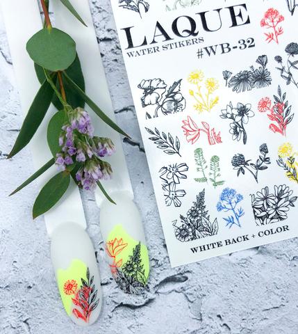 LAQUE Cлайдер дизайн #WB-32