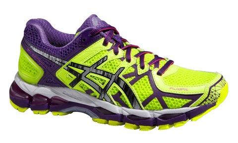 Кроссовки для бега Asics Gel-Kayano 21 Lite-Show женские