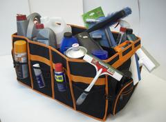 Сумка-органайзер в багажник, 2-в-1