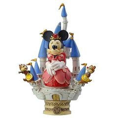 Kingdom Hearts Formations Arts Minnie Mouse Figure