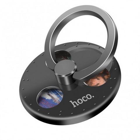 Универсальное кольцо-держатель-спиннер HOCO PH4 gray