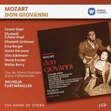Wilhelm Furtwangler / Mozart: Don Giovanni (3CD)