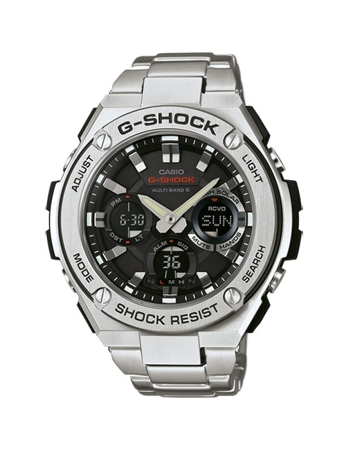 Часы мужские Casio GST-W110D-1AER G-Shock G-Steel