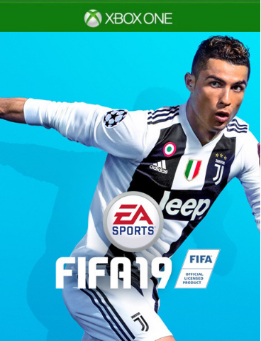 Xbox One FIFA 19 (русская версия)