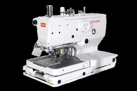 Электронная глазковая петельная машина Siruba BH-9820 | Soliy.com.ua