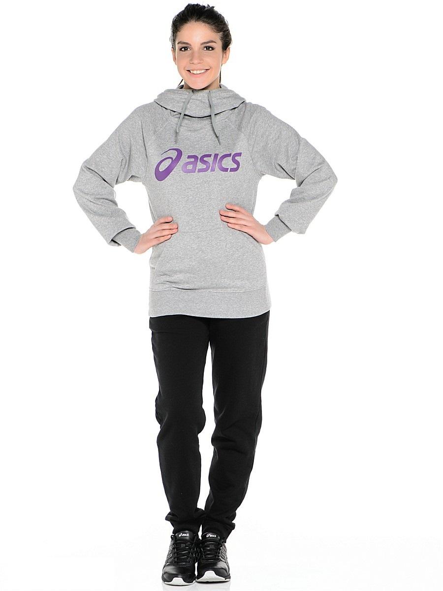 Джемпер Asics Knit Hoodie женский grey