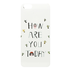 Чехол на IPhone 5/5S How are you