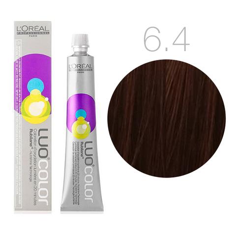 L'Oreal Professionnel Luo Color 6.4 (Огненный мак) - Краска для волос