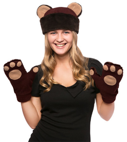 костюм Медвежонок мини