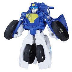 Робот - трансформер Playskool Чейз - мотоцикл - Боты спасатели (Rescue Bots), Hasbro