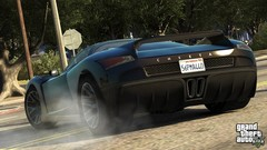Sony PS4 Grand Theft Auto V. Premium Online Edition (русские субтитры)