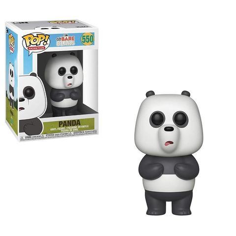 Фигурка Funko POP! Vinyl: We Bare Bears: Panda