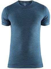 Термобелье Футболка Craft Active Fuseknit Comfort Blue мужская
