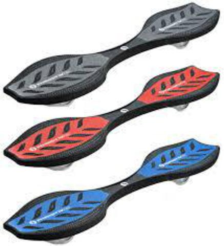 mergoo_двухколесный скейт, Razor,Ripstik Air Pro, до 100 кг