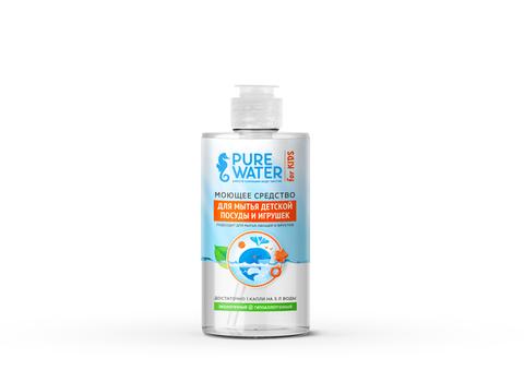 Моющее средство для мытья детской посуды 450мл (PURE Water)