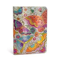 Блокнот Paperblanks Flutterbyes Daily Миди