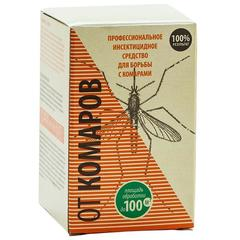Средства от насекомых концентрат От комаров ОКМ50К 50 мл