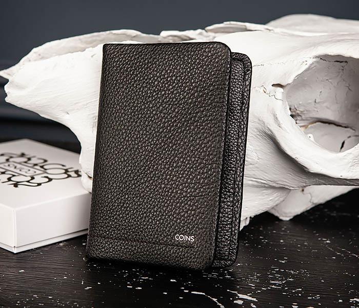 BC216-5 Обложка для паспорта из мягкой кожи «Hanz» фото 02