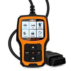 Аncel AD410 RUS - автомобильный сканер