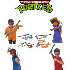 TMNT Ninja Combat Gear Series 01
