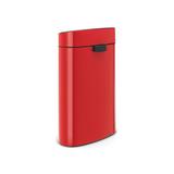 Мусорный бак Touch Bin New (40 л), Пламенно-красный, арт. 114960 - превью 2