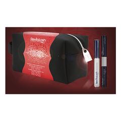 Revitalash Lash Perfecting gift collection - Набор (усилитель роста ресниц, тушь иссиня-черная)