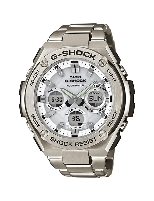 Часы мужские Casio GST-W110D-7AER G-Shock G-Steel