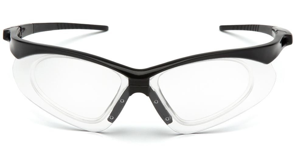 Очки баллистические стрелковые Pyramex PMXTREME SB6310STRX Anti-fog Diopter прозрачные 96%