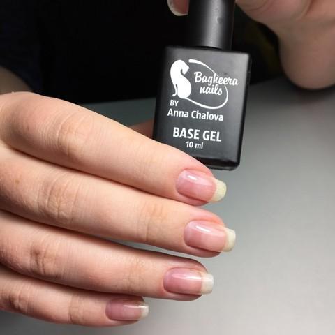 Bagheera Nails B-2 База для гель-лака 10 мл