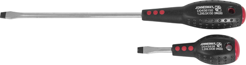 D04S575 Отвертка стержневая шлицевая FULL STAR, SL5.5х75 мм