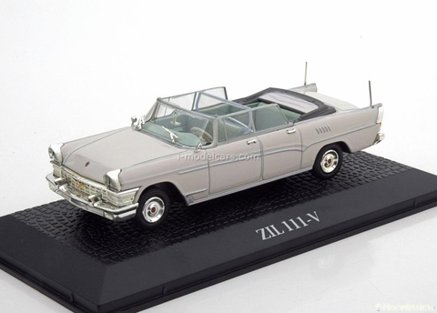 ZIL-111-V Leonid Brejnev 1966 creme Atlas Collection Norev 1:43
