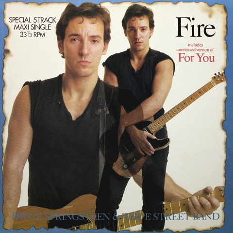 Bruce Springsteen & The E Street Band / Fire (12