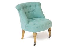 Кресло Secret De Maison Банни (Bunny) (mod. CC1202) — горчичный/ Miss-34