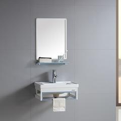 Комплект мебели для ванны River LAURA 505 BU голубой