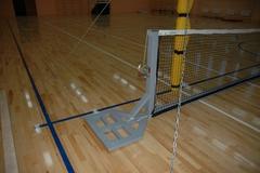 Стойки теннисные мобильные (комплект)