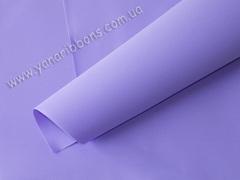 Фоамиран корейский экстра сиреневый (10)