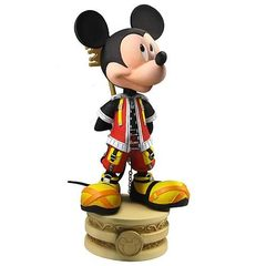 Kingdom Hearts King Mickey Mouse Bobble Head